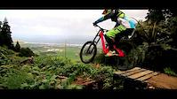 Christmas Ride Downhill Azores
