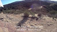 Testing Sony Action Cam at Chutes Ridge