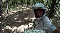 The Jobbagyfalva DH/FR trail
