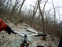 Old Balfa first snow ride of the year Gott 2