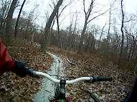 Old Balfa first snow ride of the year Gott