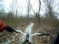 Old Balfa first snow ride of the year Gott 5