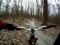 Old Balfa first snow ride of the year Gott 7
