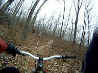 Old Balfa first snow ride of the year Gott 6