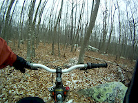 Old Balfa first snow ride of the year Gott 9