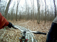 Old Balfa first snow ride of the year Gott 8