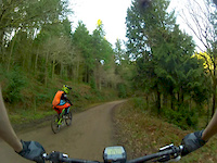 Forest of Dean Launchpad 'Push Up' on an e-bike