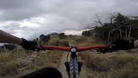 Riding some trail on Mt. Lemmon