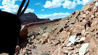 Sidewinder Access Trail POV