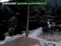 HUGE Frontflip Crash! Over-Rotate.