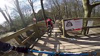 a few runs down Aston Hill