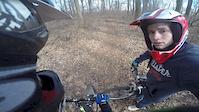 riding at Mt.Gretna