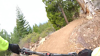 Spence Mountain Downhill