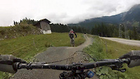 Savages Crew in Bikepark Leogang - Freeride 2014