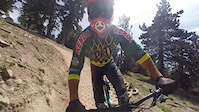 Snow Summit Bike Park Crash 2015 - The Path...