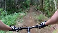 Sandy Ridge - Flow Motion, Lower Hide & Seek