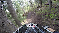 Go Pro Through The Woods