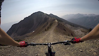T4 Alpine Trail in Golden