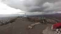 Cerro la virgen , Los andes CHILE