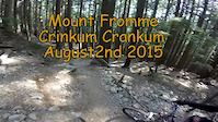 Crinkum Crankum Mountain Bike Trail August 2015