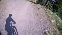 Sun peaks bike park: Holy Roller's
