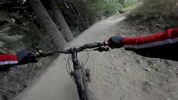 Ho Chi Min Mountain bike trail Whistler BC...