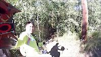 GoPro: Alain Mountain Biking in Gold Digger...