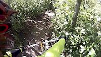 GoPro: Alain all mountain biking in Pipe Dream...