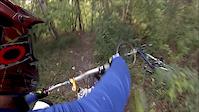 GoPro: Alain in Gavin's Trail Downhill...