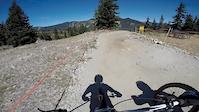 Stevens Pass Bike Park PBR Run