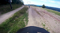 La Fat Bikepark Lac Blanc 2015