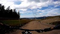 La Roots Bikepark Lac Blanc 2015