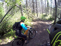 Gun Creek Singletrack