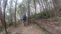 Mt Buller, 'Epic' trail descent.