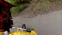 GoPro: Alain in Back Breaker Trail, Sept 11, 2015