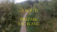 La Roots Track Bikepark Lac Blanc