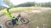 Nice day in Vallåsen