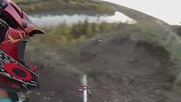 ALain Downhill Mountain Biking in Widowers...