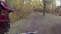 GoPro: Alain;s Downhill Mountain Biking in...