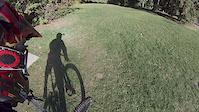 GoPro: Alain Mountain Biking in Root Canal...