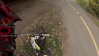 GoPro: Alain Mountain Biking in Back Breaker...