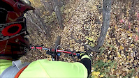 GoPro: Alain Mountain Biking in McAloon Rip...