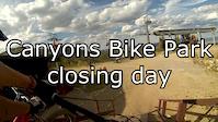 Canyons Closing day
