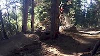 Rock Jump Slowmo
