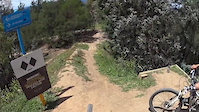 14year old Downhill Stromlo Forest