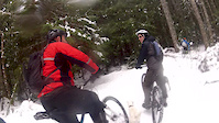 Ride in Snow  Jan 3