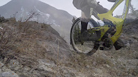 Slow ride down Razors