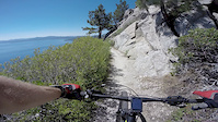 Flume Trail, Lake Tahoe