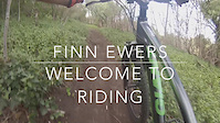 Welcome to riding