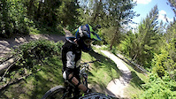 Another dusty day at Tidworth Freeride